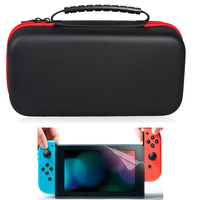For Nintend Switch NS System Handheld Double Layer EVA Protective Travel Storage Pouch Carrying Bag Case