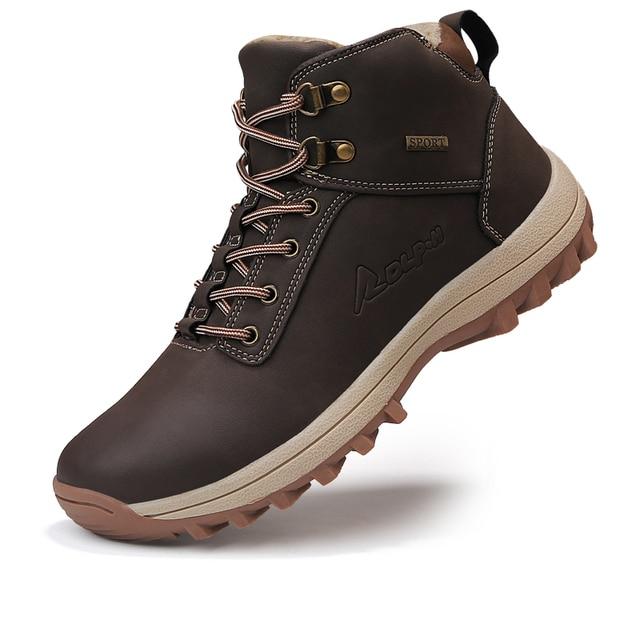 Homass Hiking Tactical Militay Boots