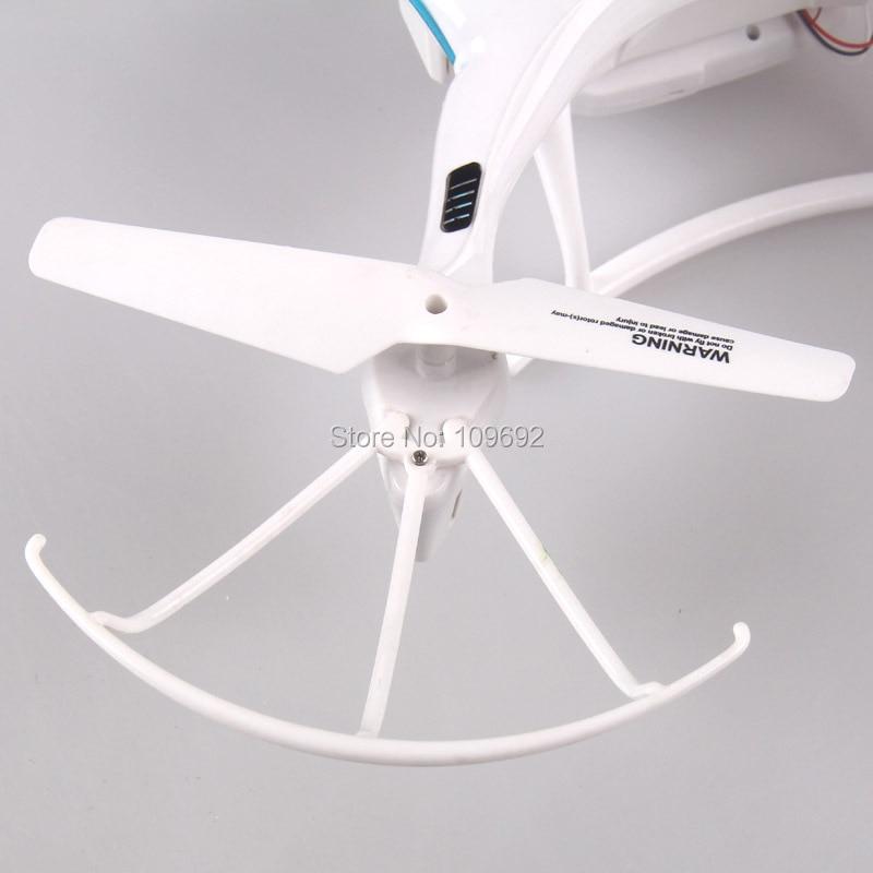 JIAJIALE Kai Deng K60 RC Drones 2MP HD caméra UFO 2.4G 5CH 6 axes quadrirotor LCD affichage hélicoptères VS Syma X5C 1 X8C X400 - 4