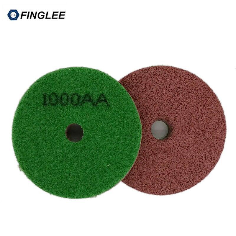 FINGLEE 4 hüvelykes, 2db 100 mm-es szivacs polírozó párnák - Csiszolószerszámok - Fénykép 4