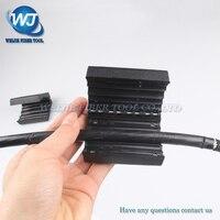 10 шт./партия, DHL, бесплатная доставка, 4,5 мм-11 мм, ленточный кабель для зачистки, продольный центр, инструмент для зачистки труб, резак для кабе...