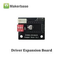5PCS 3D Printer Parts Stepper Motor Driver Expansion Board External Adapter for A4988/DRV8825/TMC2100/LV8729/TMC2208 MKS Gen L