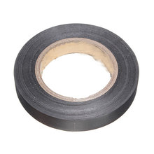 MTGATHER New Wiring Loom NON-Adhesive PVC Harness Cloth Fabric Tape Roll Car Motorcycle 10mm x 18m Prevents Abrasion