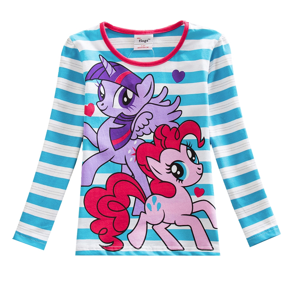 NEAT Dziewczynka długie rękawy koszula moda słodki kolor cute - Ubrania dziecięce - Zdjęcie 1