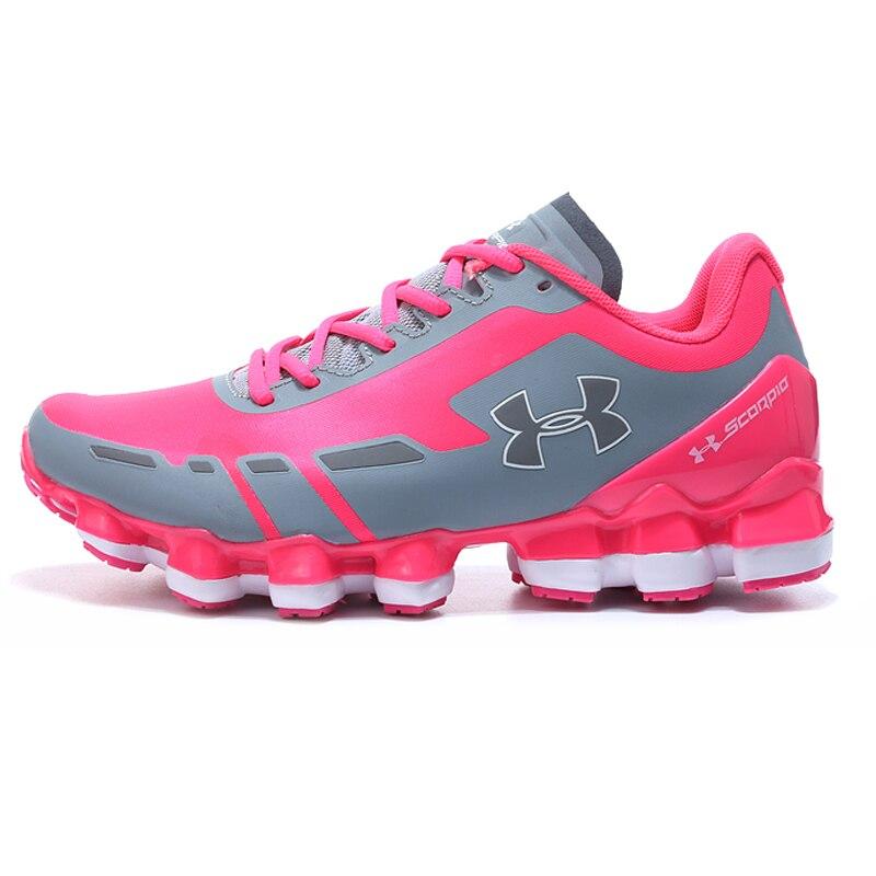 Under Armour UA Scorpion Femmes chaussures de course Femme Léger Respirant et Confortable baskets amortissantes Femmes chaussures de sport