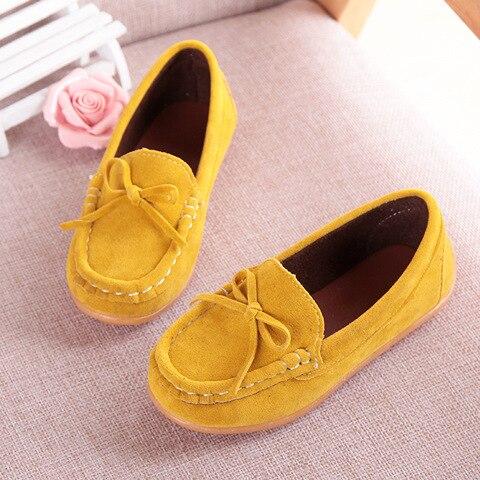 AIKELINYU AIKELINYU Girls Autumn shoes Baby Toddler Shoes Boys PU Leather Casual Sneakers Flat shoes kids boy Girls oxford shoe