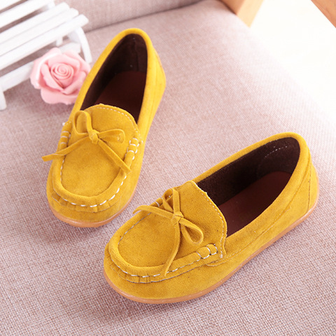 kids Sports Shoes  Baby Toddler Shoes Boys PU Leather Sneakers Kids Boys Girls Boat Shoes Black Children Shoes