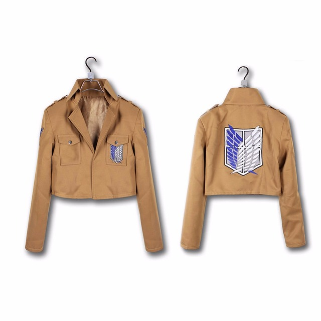 Attack on Titan Survey Corps Jacket