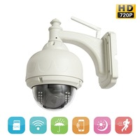 Sricam SP015 IP Camera H.264 Wireless WiFi ONVIF IR Night Vision Motion Detection Dome Outdoor Waterproof Surveillance Cameras