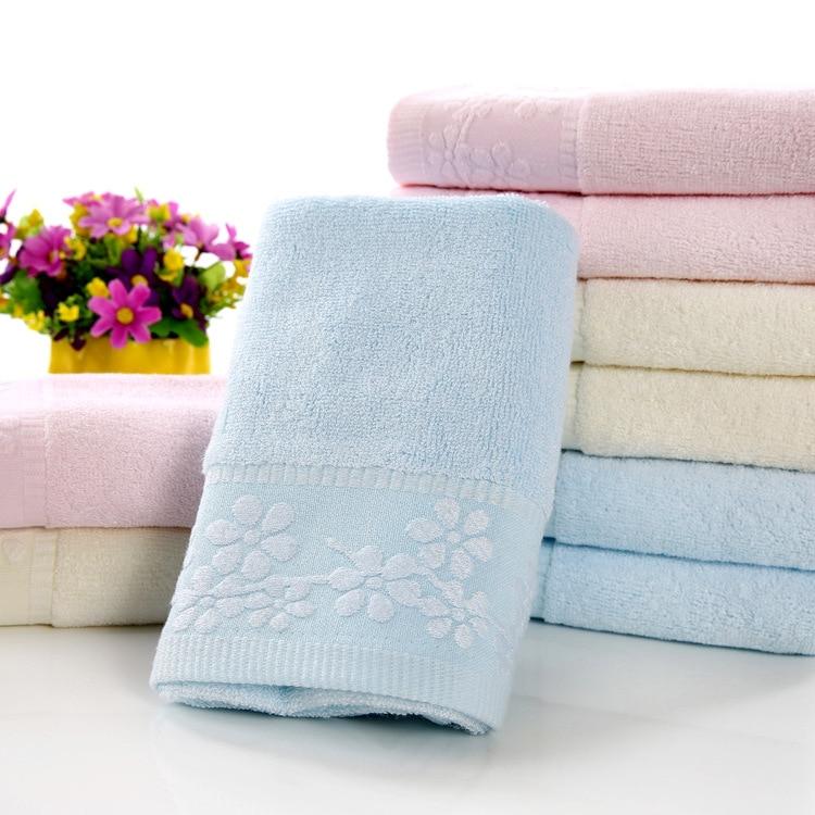 100% Bamboo Firber Super Soft Towel Bath Towel Face Towel