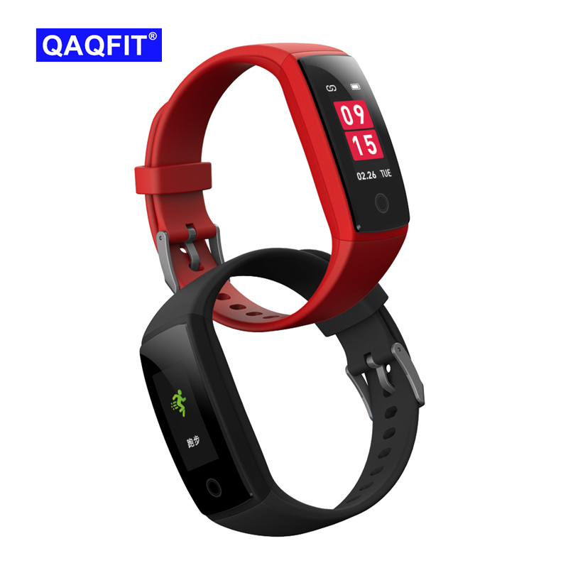 2018 Color Smart Wristband V10 Fitness Bracelet Heart Rate Monitor Acitivity Tracker Pedometer Blood Pressure Smart band fashion women color screen smart band wristband heart rate blood pressure monitor fitness bracelet tracker smartband pedometer