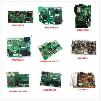 17C47089XA| 1KGD01175A| H7B02253A| RRZK00224| RRZK3295| 17B34864B P-3072| 17B34475A| 2KYD01548A| RRZK3441-2 Used  Good Working