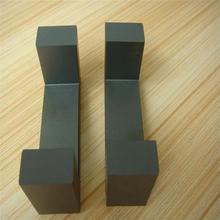 UF86A ультра большой ватт изолятор ферритовый шарик u-образный трансформатор ферритовый сердечник(круглый = 344 мм H = 43 мм W = 86 мм), 1 пар/лот