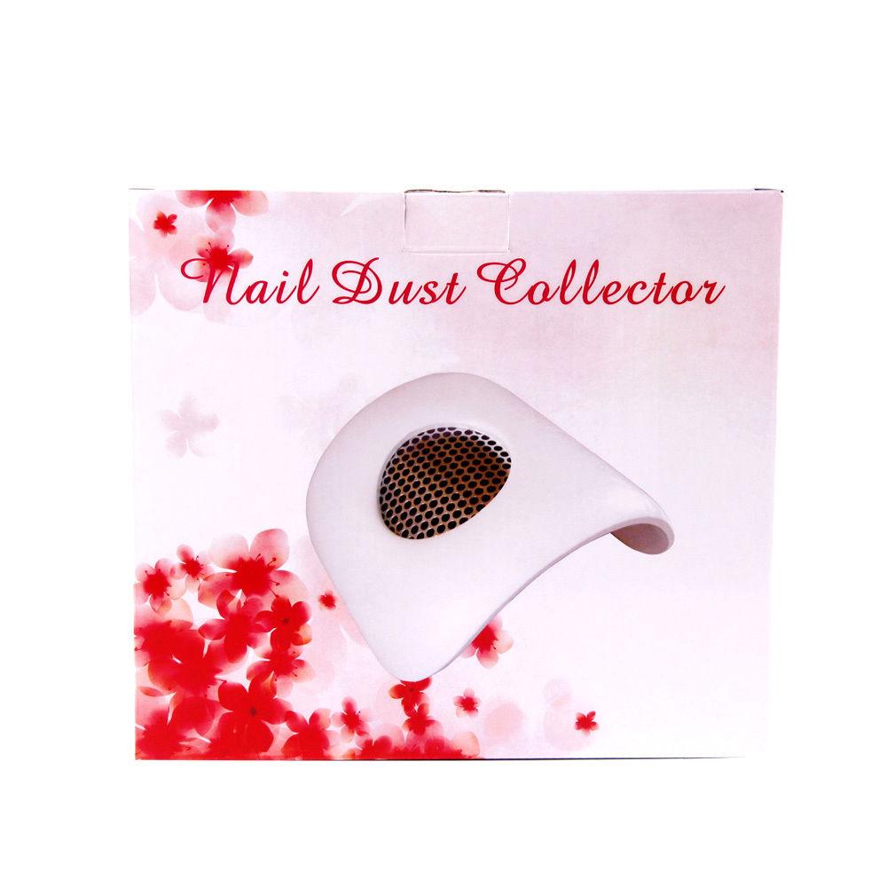 Nail Fan Art Salon Suction Nail Dust Collector Manicure Nail Art ...