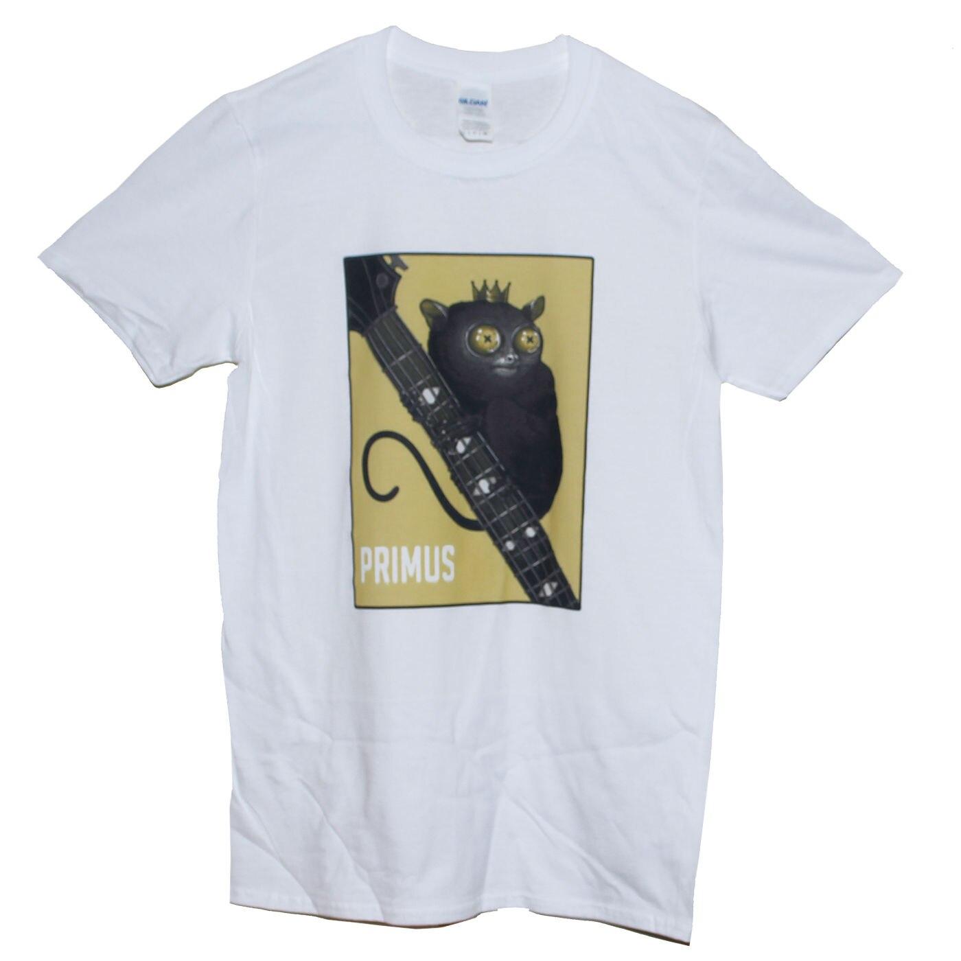 a52772d2 PRIMUS T SHIRT Metal Punk Rock Clutch Weezer Graphic Band Tee Size S M L XL  XXL image
