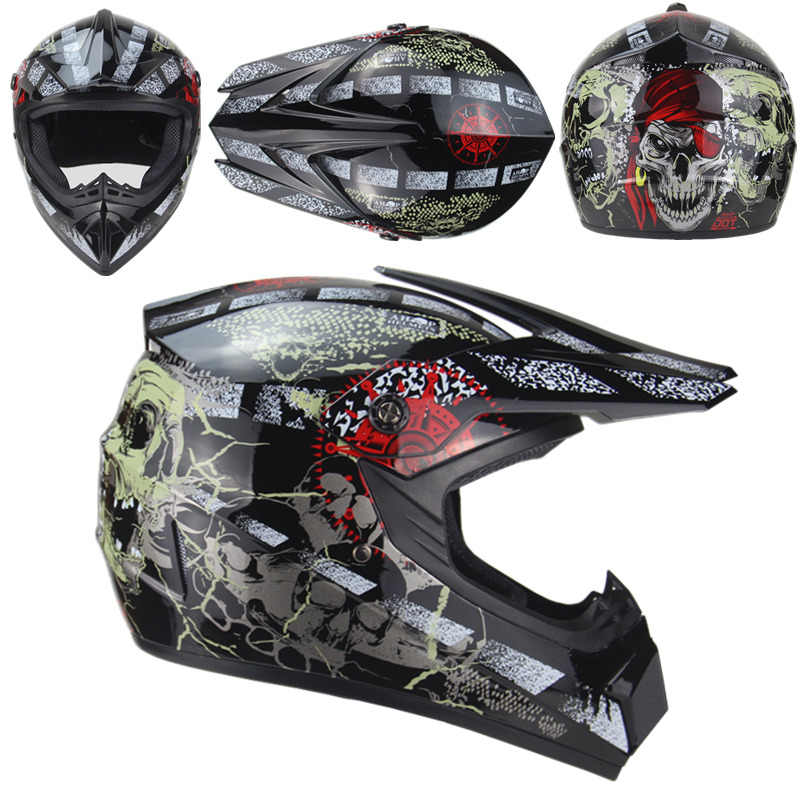 Motorcycle Adult Motocross Off Road Helmet Atv Dirt Bike Downhill Mtb Dh Racing Helmet Cross Helmet Capacetes Helmet Capacete Cross Helmetracing Helmet Aliexpress