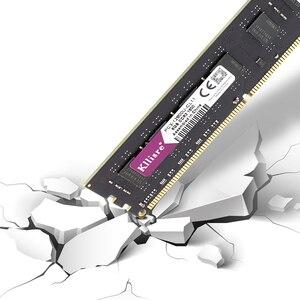 Image 3 - Kllisre DDR3 8GB ram 1600 de 1333 no ecc PC de escritorio memoria 240 pines sistema alta Compatible