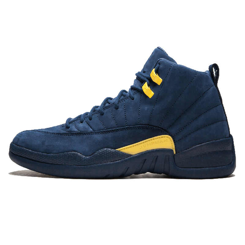9587fe15412c ... Hot Jordan Retro 12 Gym Red WNTR All Black Basketball Shoes Outdoor  Sport Sneakers High Cut ...