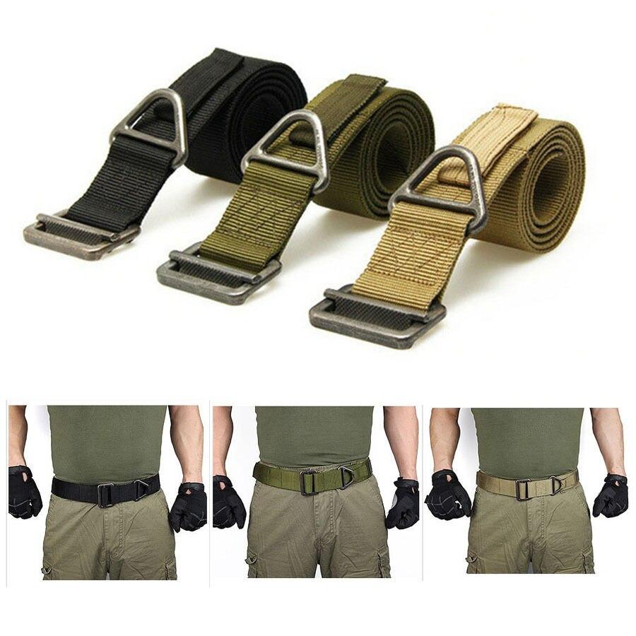 Free Shipping 1 Pack BLACKHAWK Outdoors Nylon Tactical Belt Men