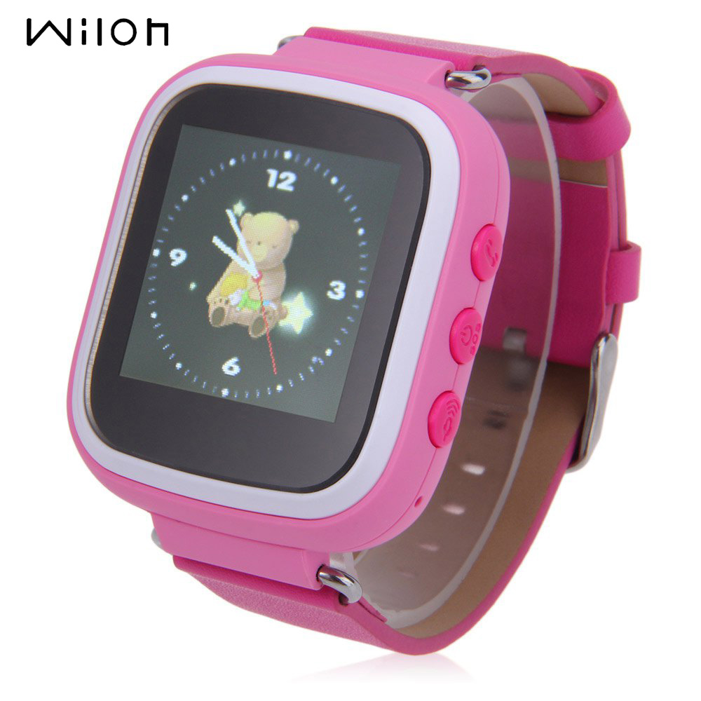 "Hot GPS tracking Watches for kids Q80 SOS Call Finder Locator Tracker for Kids TFT screen 1.44"" Wristwatch remotely Monitor"