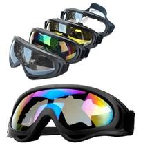 New Arrival Motorcycle Ski Snowboard Dustproof Sunglasses Eye Glasses Lens Frame Goggles LB SS