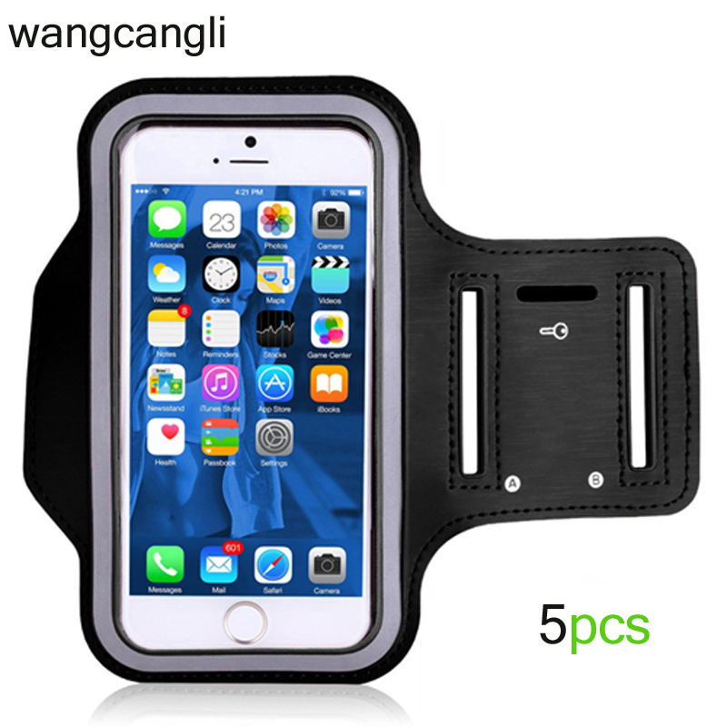Armbands Strict Wangcangli Sports Phone Bag Mobile Phone Bag For Iphone 6 6 Inch Huawei Samsung Millet Phone Armband Arm Bag To Win A High Admiration And Is Widely Trusted At Home And Abroad. Cellphones & Telecommunications