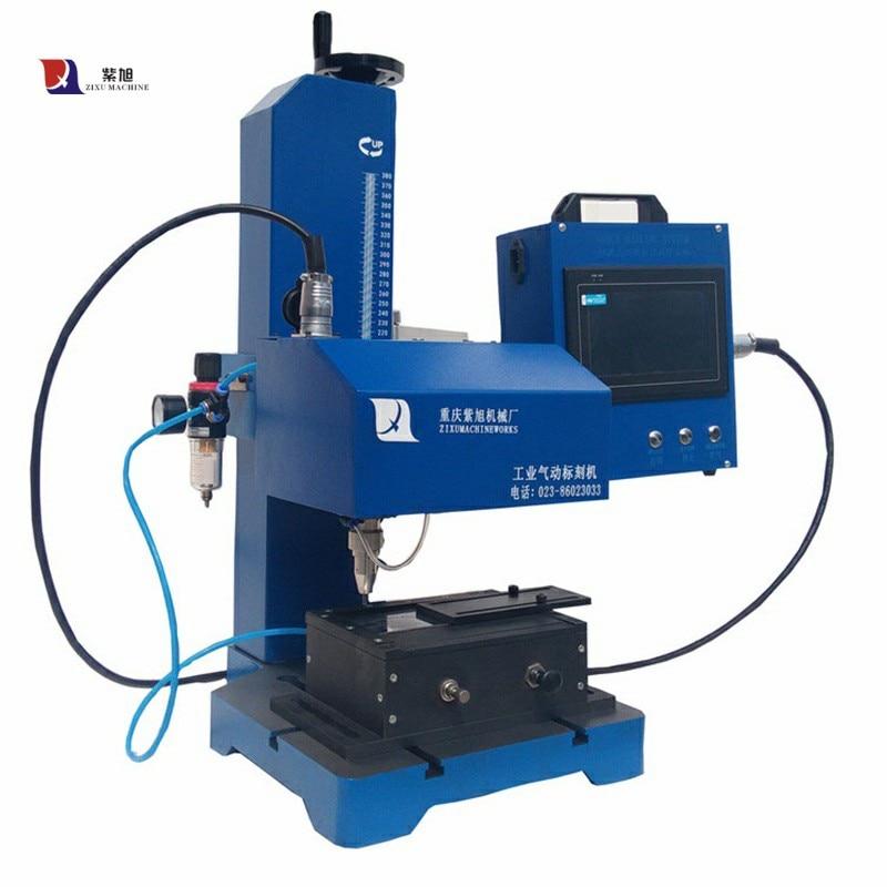 CNC Automatic Dot Pin Marking Machine