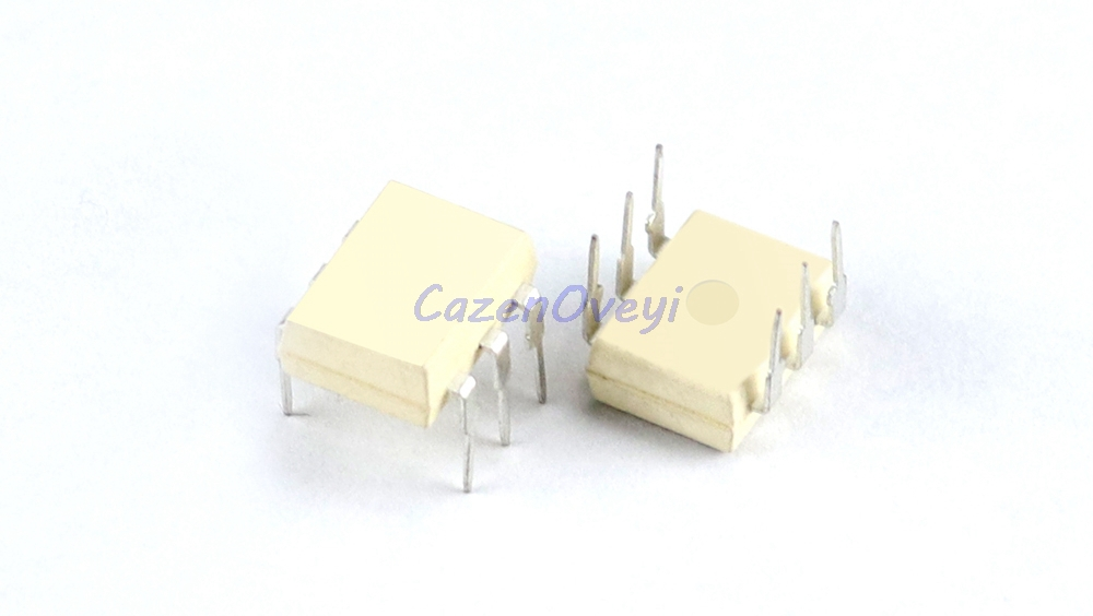 10pcs/lot EL4N25 4N25 DIP-6 In Stock