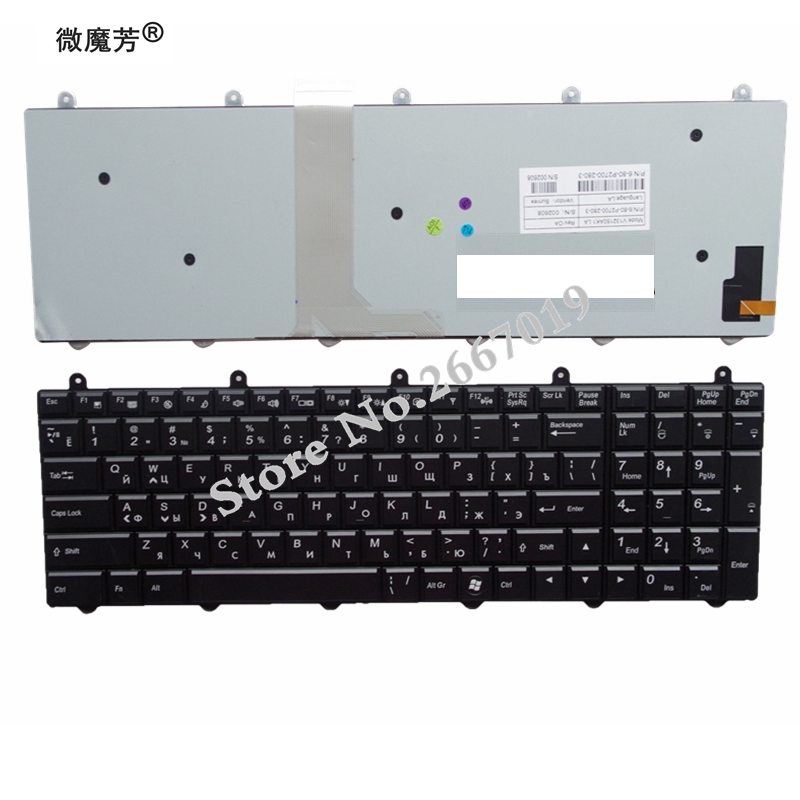 RU Backlight black New FOR MSI GT60 GT70 GT780 MS-16GA MS-1762 GE60 GE70 GX60 GX70 16GC 1757 1763 Laptop Keyboard Russian laptop keyboard for msi ms 16ga ge640 ms 16g5 ge620 ms 1756 ge70 ms 16ga ge60 black us english