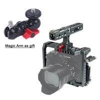 Профессиональной фотографии кролик видео Камера Cage Kit люкс для Panasonic GH4 GH5 Камера
