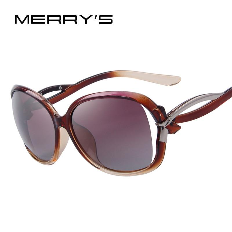 MERRY'S Women Brand Designer Polarized s