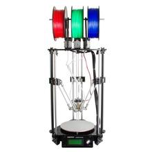 Geeetech Росток 301 3D Принтер Экструдер 3-in-1-out Delta Новые Ромбом Высокое Разрешение Impressora