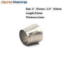 Высокое качество сварной редуктор 201 нержавеющая сталь адаптер трубы OD(38 мм-51 мм, 51 мм-63 мм, 63 мм-76 мм