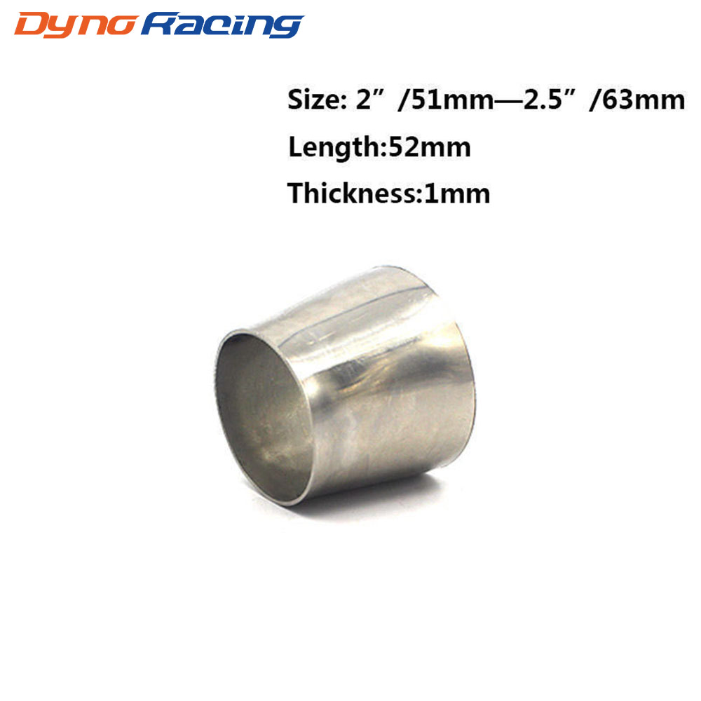 High Quality Weldable Reducer 201 Stainless Steel Adapter Pipe OD(38mm-51mm,51mm-63mm,63mm-76mm ) steel casing pipe