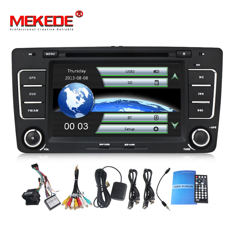 Capacitive Screen Two Din Car DVD Player For Skoda Octavia 2012 2013 a5 Yeti 3G Host GPS Navigaiton Bluetooth IPOD Radio MapsCapacitive Screen Two Din Car DVD Player For Skoda Octavia 2012 2013 a5 Yeti 3G Host GPS Navigaiton Bluetooth IPOD Radio Maps