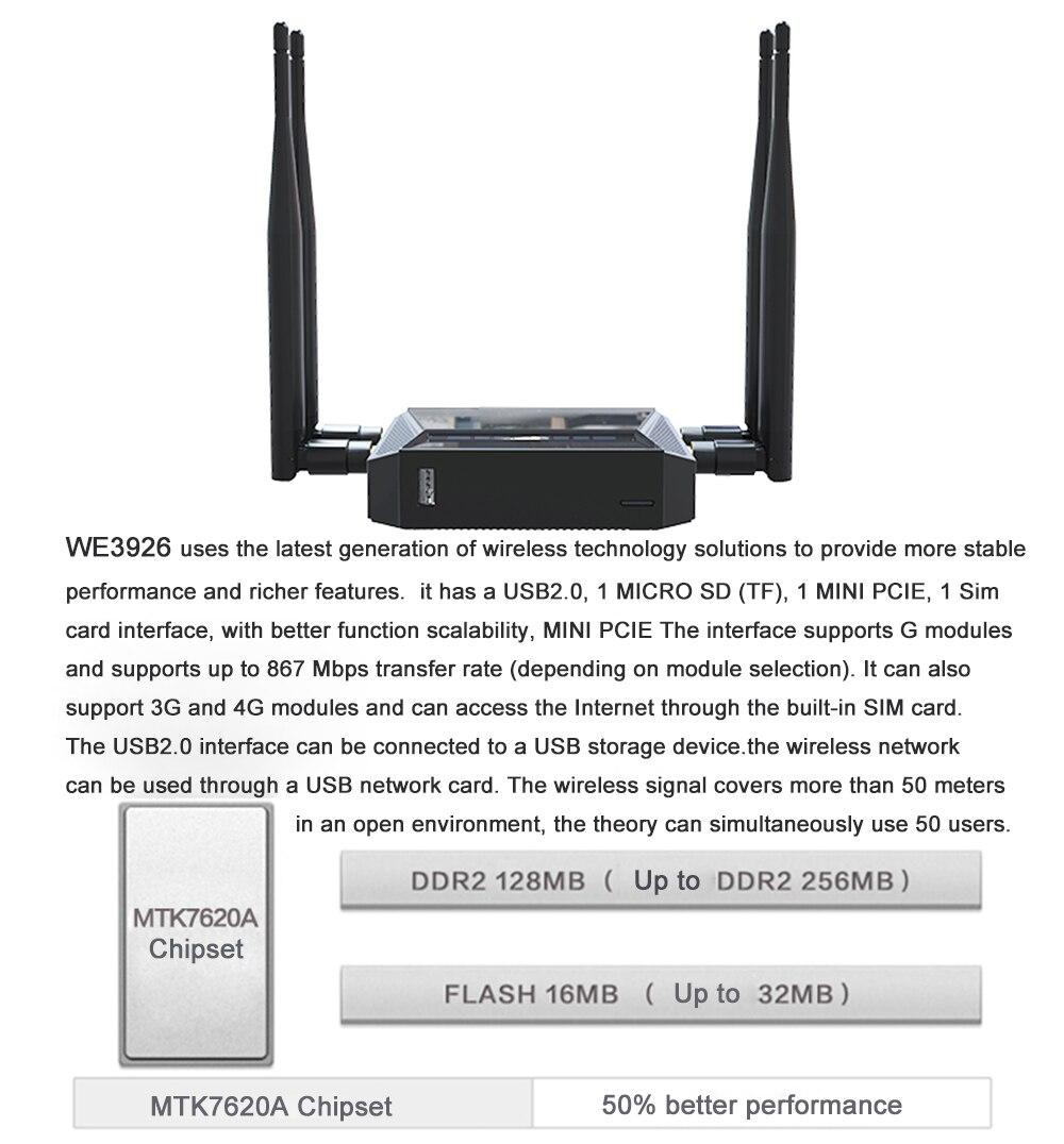 modem 300mbps 3g roteador wi-fi com slot