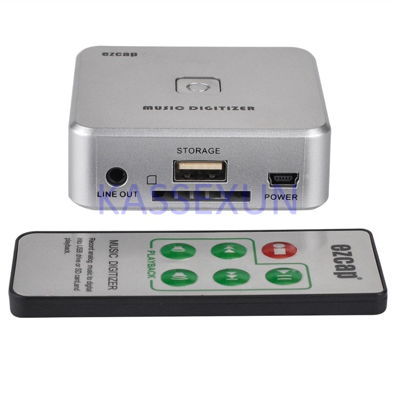 2017 New music converter, convert old music to digital mp3 format, save into USB Drive or SFD TF Card directly, Free shipping
