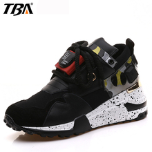 TBA Height Increasing Women's Sneakers Outdoor Jogging Running Shoes For Women Breathable Sport Run Athletic Shoes Woman Brand