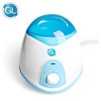 Gl赤ちゃん牛乳瓶ウォーマー&滅菌安全なbpaを含まない定加熱実用ミルクヒーターポータブル哺乳瓶食品ウォーマー