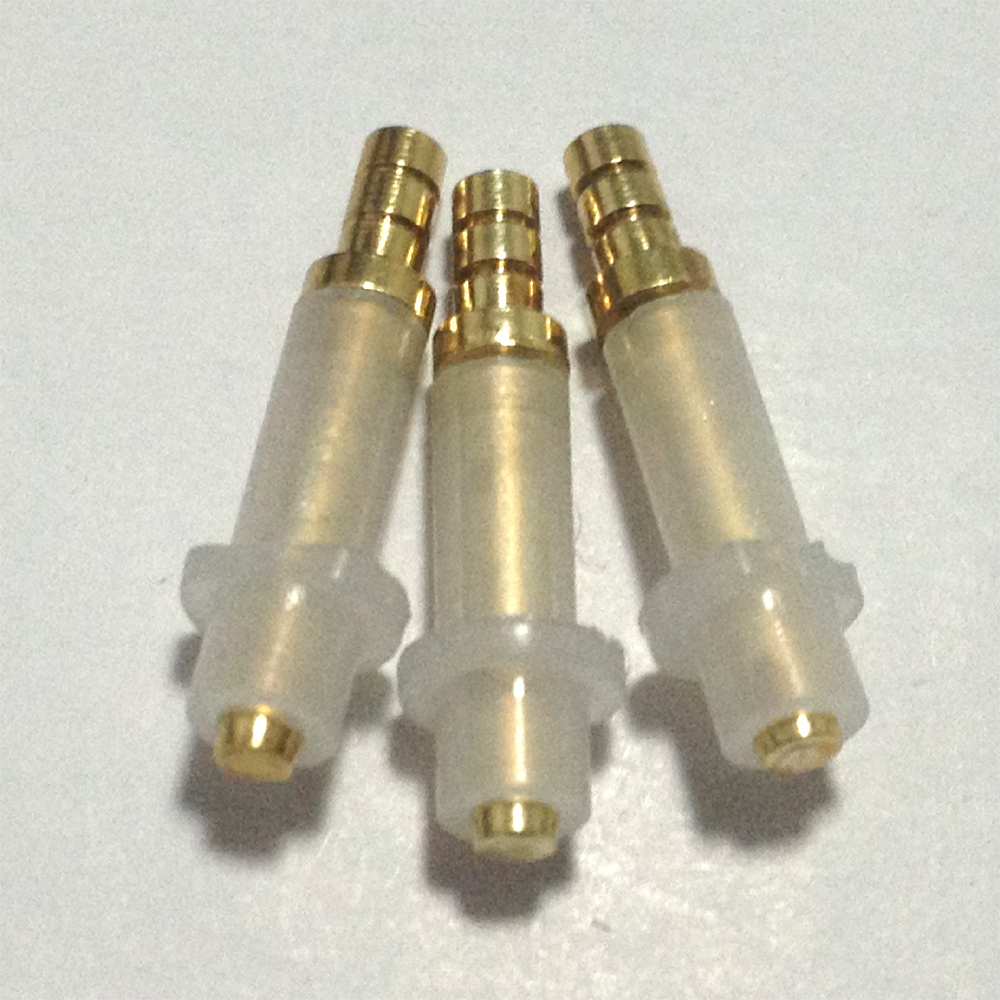 1000 sets Pure copper Dental Lab Materials Die Model Pins Together With Plastic Cap 3 Specifications