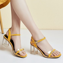 747a5dd1c8 Buy yellow sandals for wedding and get free shipping on AliExpress.com