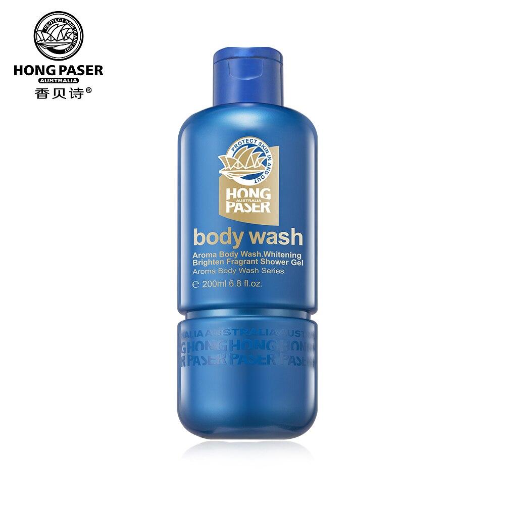 200ml Whitening Skin Shower Gel Health Care Smooth And Supple  Bath Oil Body Wash