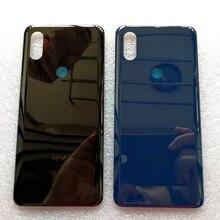 Original Ceramics For Mix 3 Battery Cover Case Spare Parts Xiaomi Back Door Phone Housing