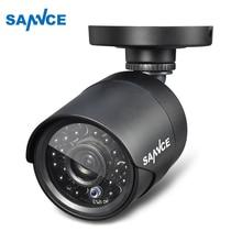 Sannce Высокое разрешение 1200TVL 720 P видеонаблюдения Камера H.264 IP66 Водонепроницаемый Крытый Открытый Камеры Скрытого видеонаблюдения ИК ночного