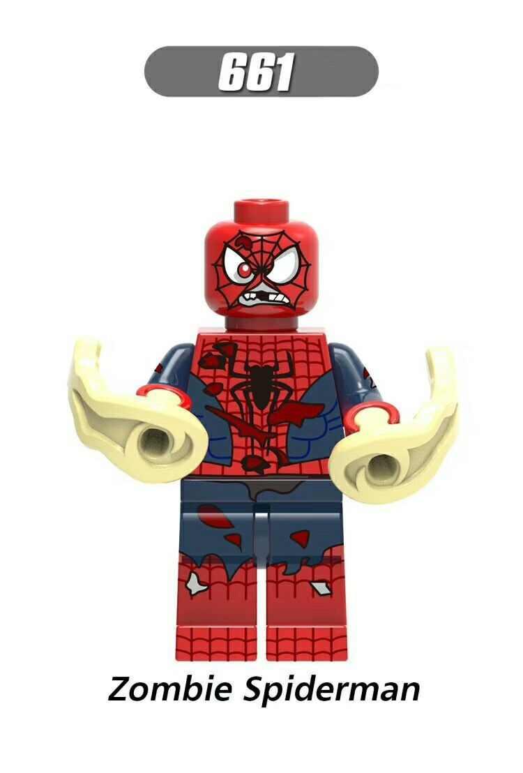 Super Heróis Figuras Marvel Capitão América Homem-Formiga Spiderman Homem De Ferro Blocos de Construção de Mini Tijolos Brinquedos para As Crianças