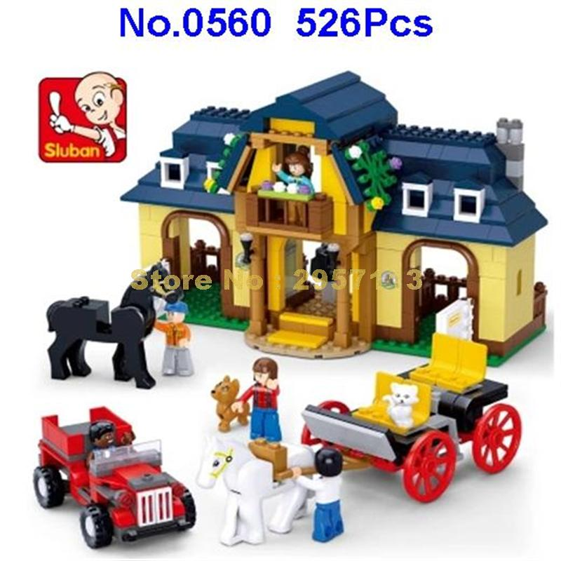 sluban-0560-526-happy-farm-