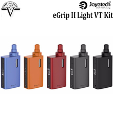 ต้นฉบับeGrip IIแสงVTชุด3.5มิลลิลิตร80วัตต์2100มิลลิแอมป์ชั่วโมงเฟิร์มแวอัพเกรดแบตเตอรี่แสงAll-in-หนึ่งชุดบุหรี่อิเล็กทรอนิกส์