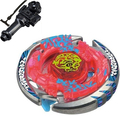 Best Birthday Gift Thermal Lacerta Metal Masters 4D box launcher fang leon BB-74 Gyroscopes Toys Beyblade conjunto menino