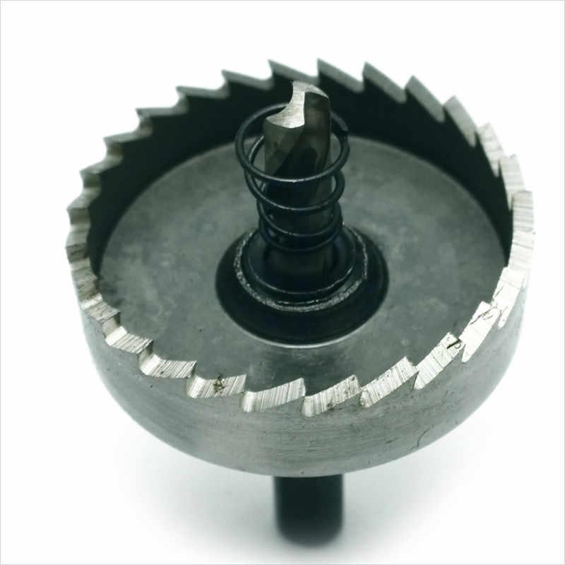 최고 품질 hss holesaw dia 12-70mm hss 코어 드릴 비트 금속 커터 커팅 홀 톱 세트