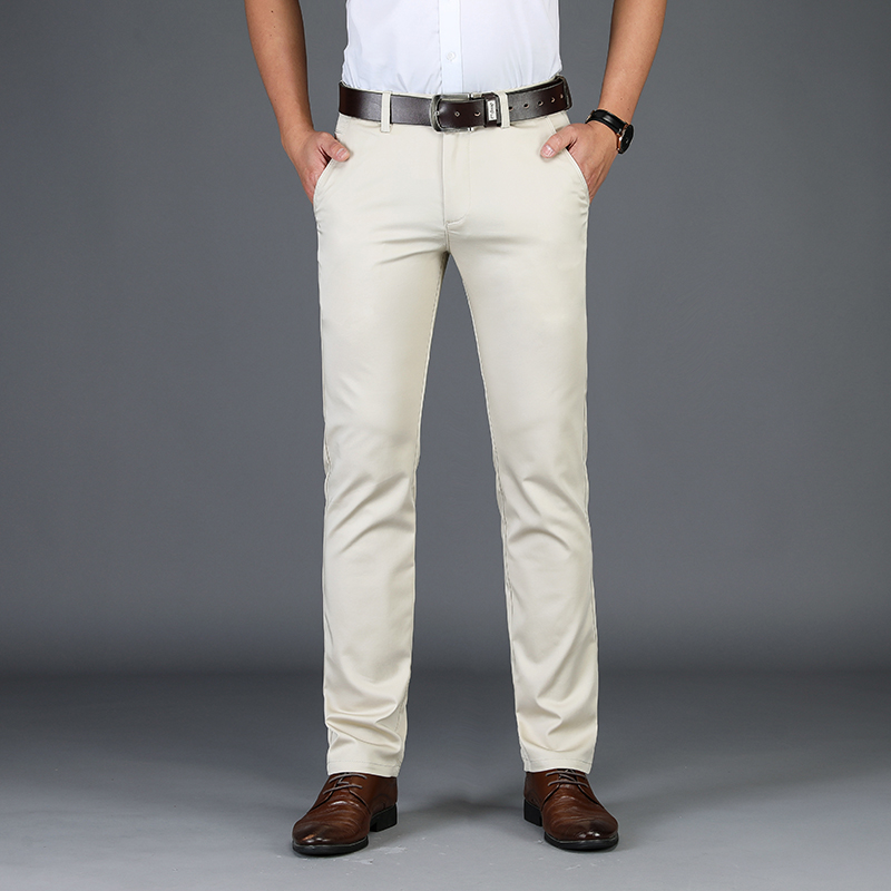 Male Men Homme Men'S Classic Pants Leisure Business White Black Hombre Masculina Bike Calca Slim Fit Spijkerbroeken
